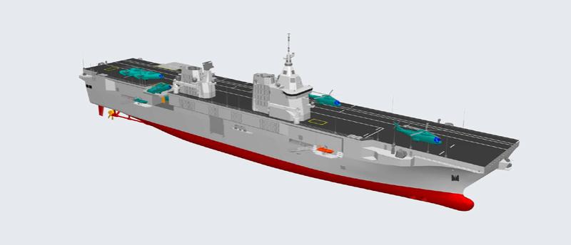 LHD Trieste A110