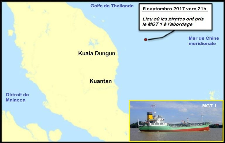 [MMEA] Garde-côtes de Malaisie Carte17