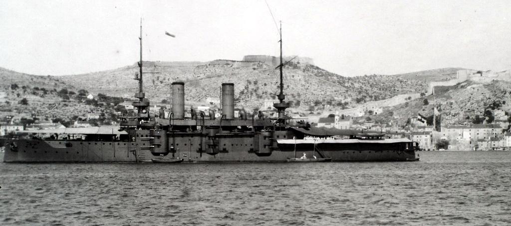 Marine Austro-Hongroise  Habsbo10