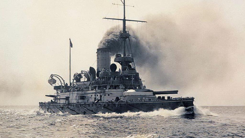 Marine Austro-Hongroise  Sms_bu10