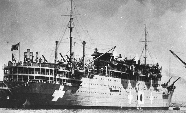Les paquebots et cargos armés en guerre  Teia_m10