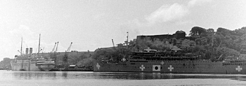 Les paquebots et cargos armés en guerre  Teia_m11