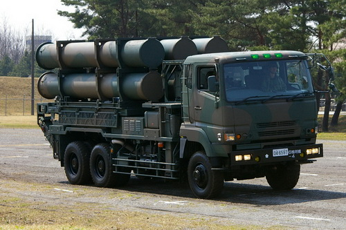 Missiles antinavires Type8810