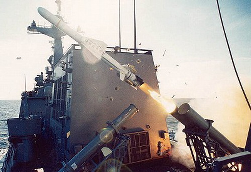 Missiles antinavires Type9010