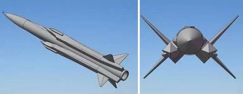 Missiles antinavires Xssm10