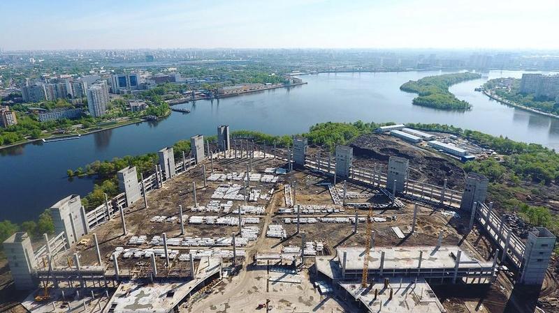 [Russie] Parcs d'attractions DreamWorks à Yekaterinburg (2015), St. Petersbourg (2016) et Moscou (2017) 19228610