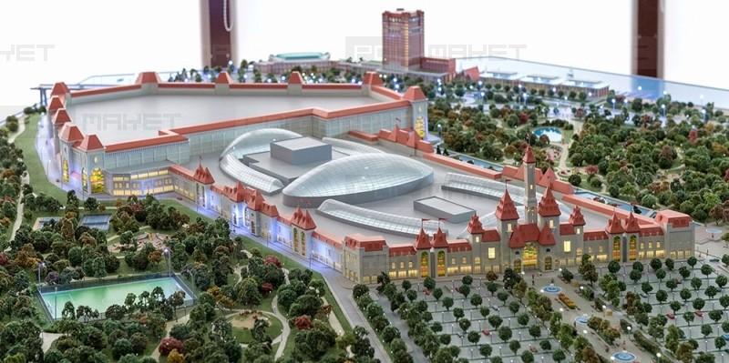 [Russie] Parcs d'attractions DreamWorks à Yekaterinburg (2015), St. Petersbourg (2016) et Moscou (2017) B_155910