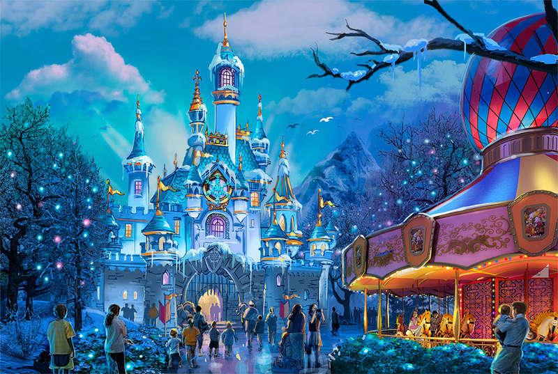 [Russie] Parcs d'attractions DreamWorks à Yekaterinburg (2015), St. Petersbourg (2016) et Moscou (2017) Queen11