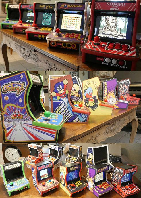 mini bornes arcade rasp 3 - nouveaux modeles Photo_10