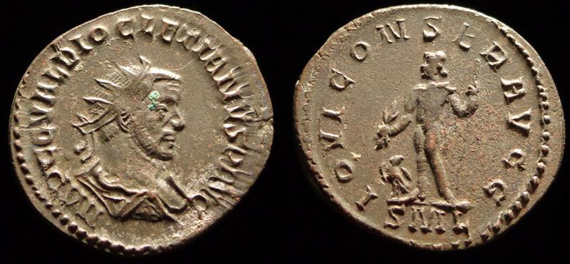 Aureliani de Lyon de Dioclétien et de ses corégents - Page 10 Ant07010