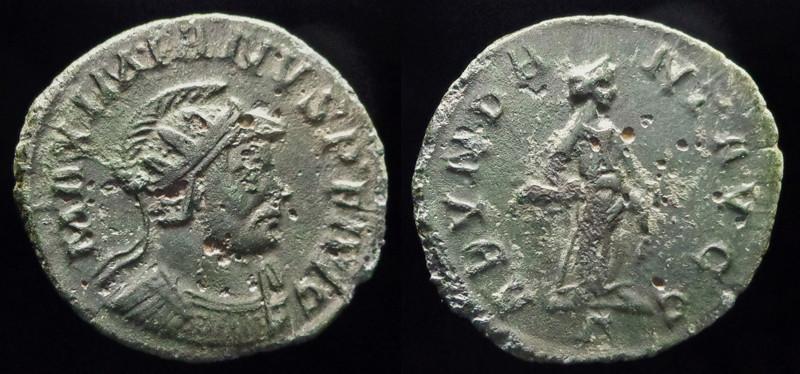 Aureliani de Lyon de Dioclétien et de ses corégents - Page 10 Ant07110