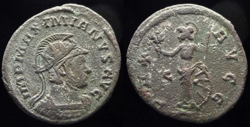 Aureliani de Lyon de Dioclétien et de ses corégents - Page 10 Ant07210