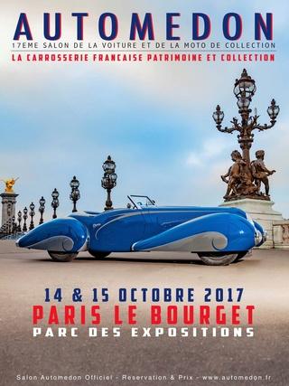 AUTOMEDON à Paris-Le Bourget les 14 et 15 octobre 2017 Autome10