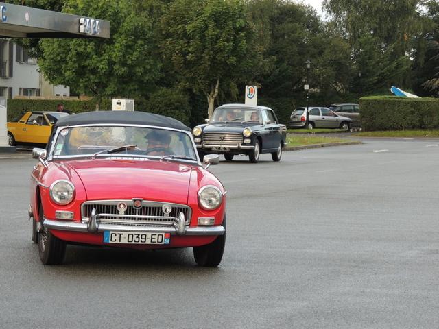 7ème Rallye du Rendez-Vous de la Reine le 17 septembre 2017 Dscn0921