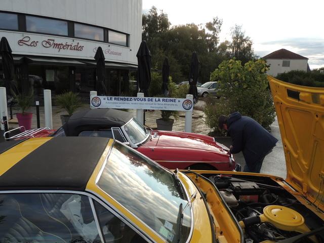 7ème Rallye du Rendez-Vous de la Reine le 17 septembre 2017 Dscn0927