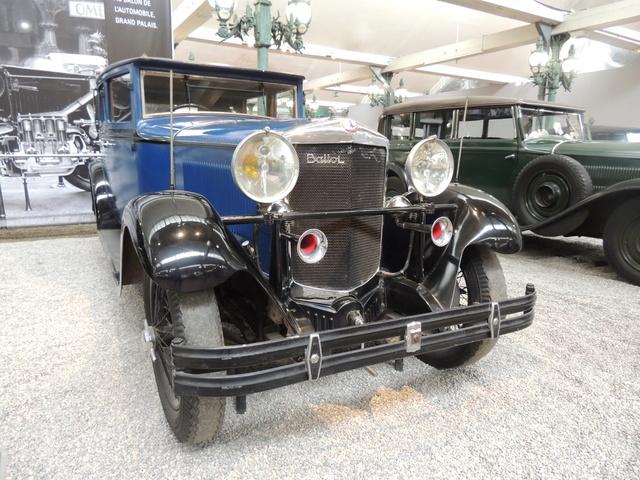 Cité de l'Automobile - Mulhouse Dscn1113