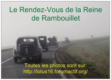 7ème Rallye du Rendez-Vous de la Reine le 17 septembre 2017 Previe12