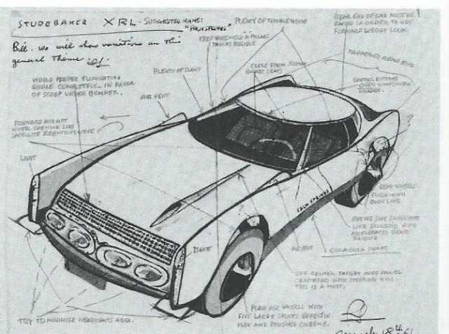 Raymond LOEWY, un designer aux talents multiples Rl01110