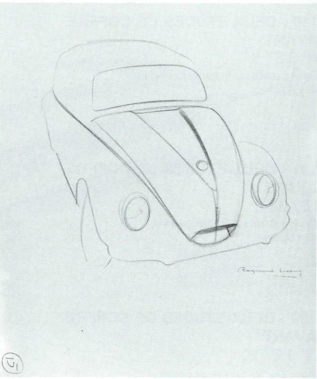 Raymond LOEWY, un designer aux talents multiples Rl03010