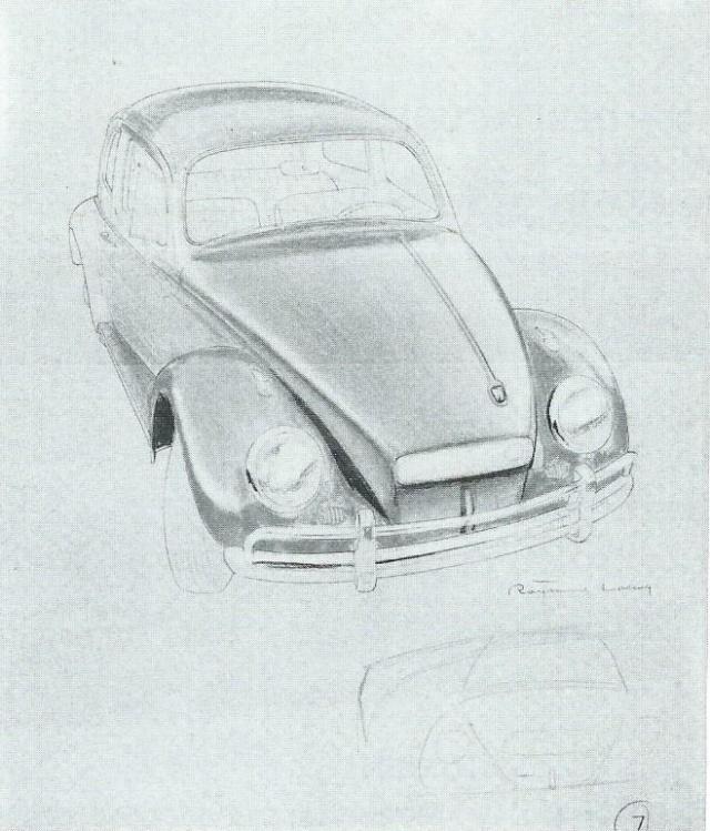 Raymond LOEWY, un designer aux talents multiples Rl03310