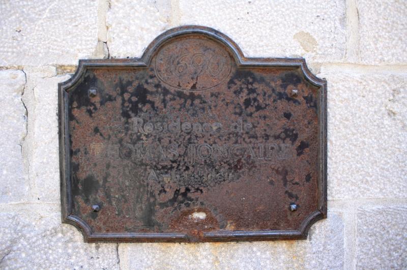 Fil ouvert-  Dates sur façades. Année 1602 par Fanch 56, dépassée par 1399 - 1400 de Jocelyn - Page 4 2017-018