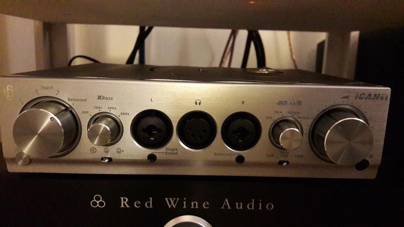 Pro iCan iFi Audio amplificatore 20170912