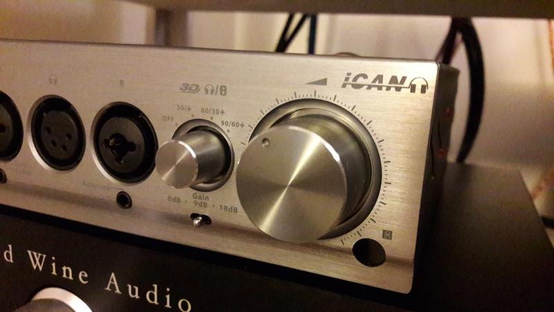 Pro iCan iFi Audio amplificatore 20170913