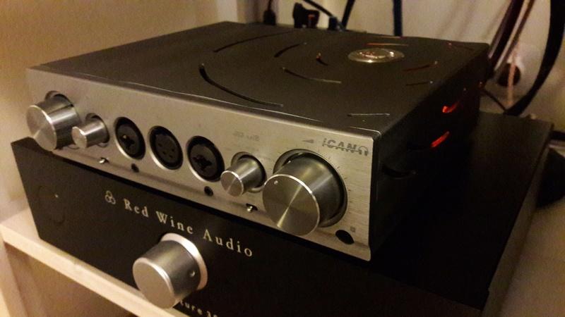 Pro iCan iFi Audio amplificatore 20170914