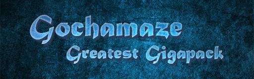 Gochamaze Greatest Gigapack Pack_b10