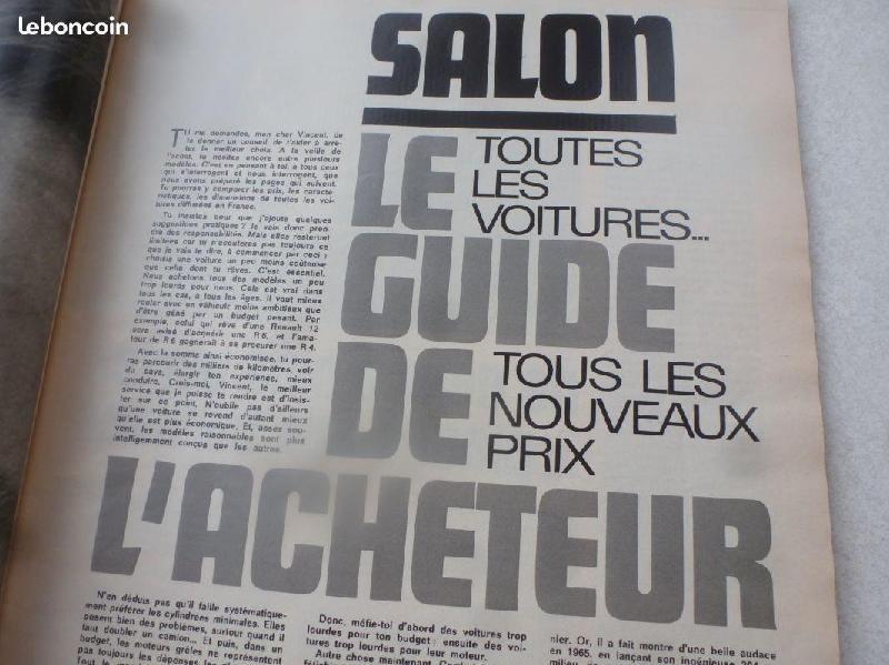 Vente de brochures, publicités, journaux .. - Page 2 3344fb10