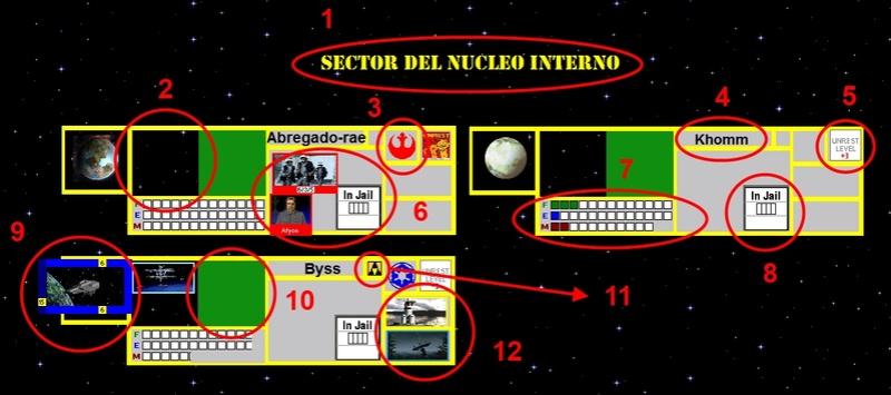 1.2LOS PLANETAS (SISTEMAS) Sector10