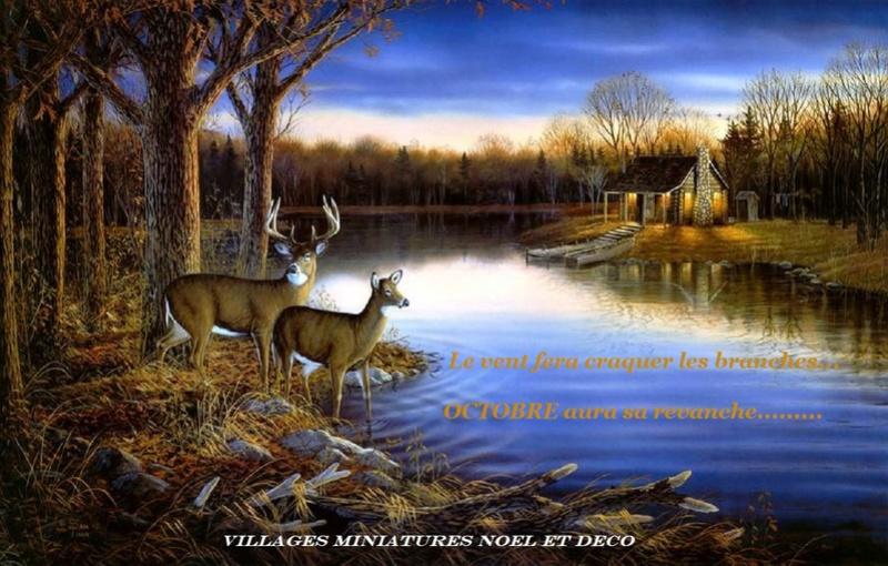 Villages miniatures Noël et déco