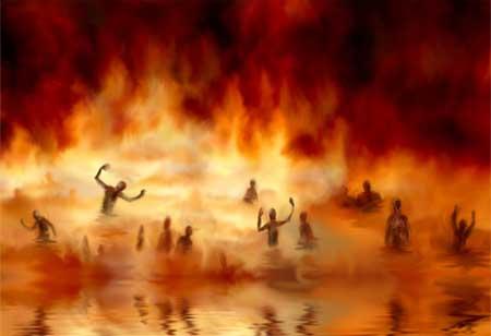 Sermon du curé d'Ars sur l'Enfer des Chrétiens ! Enfer-10