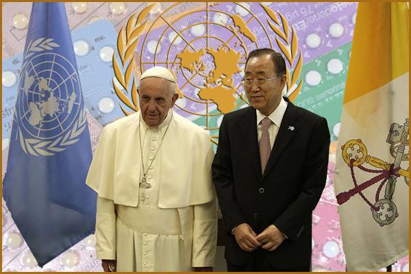 Où le Pape se positionne-t-il sur la contraception ? Pill110