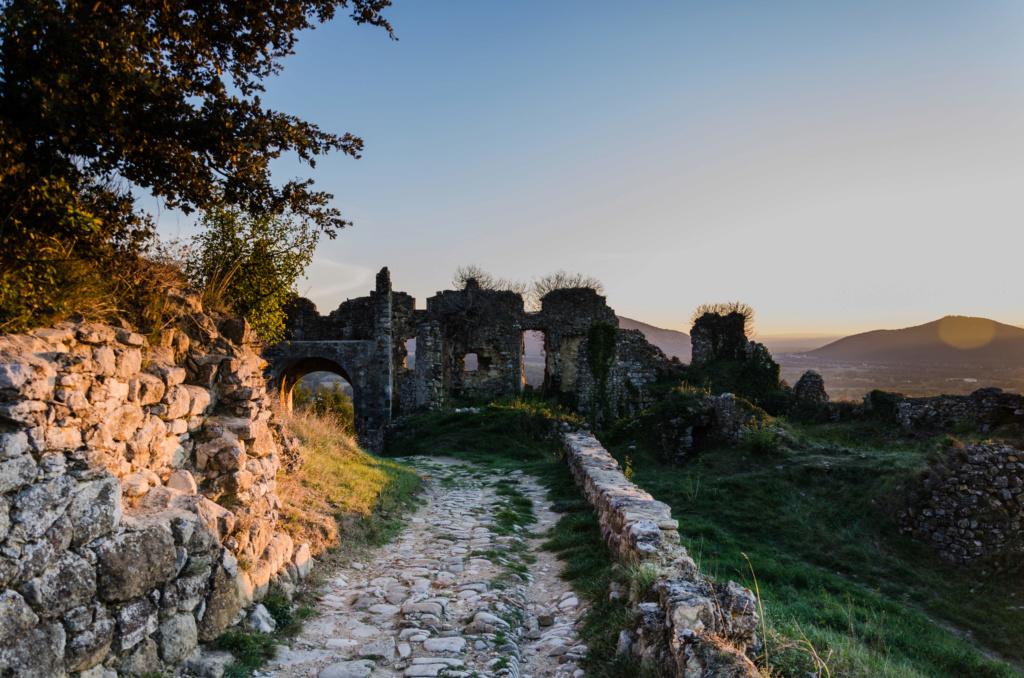 Ruine du chateau... Dsc_8612