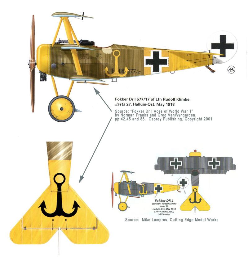 Fokker Dr.1 1/48 Revell (Eduard) Fdr1_j10