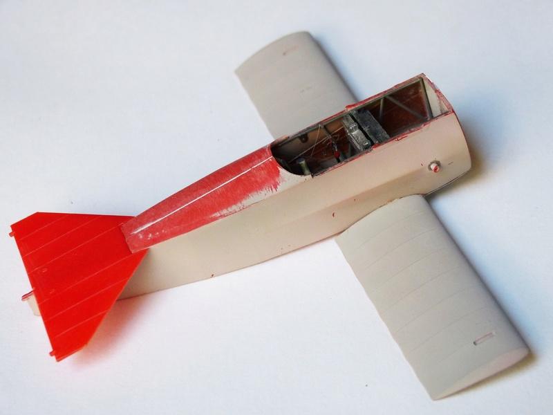 Fokker Dr.1 1/48 Revell (Eduard) P1120741