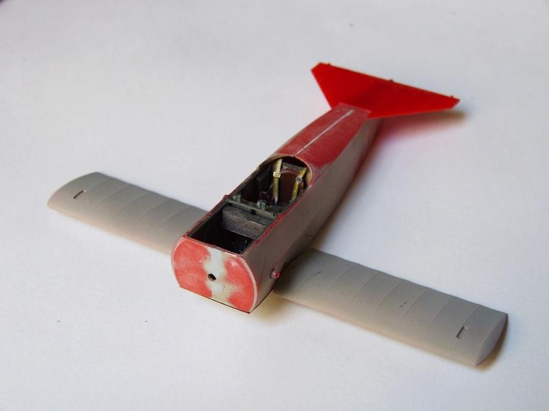 Fokker Dr.1 1/48 Revell (Eduard) P1120743