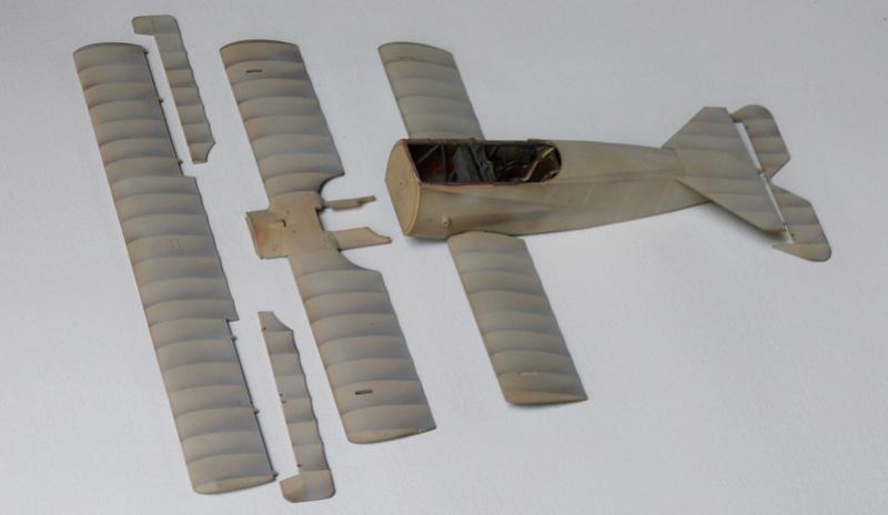 Fokker Dr.1 1/48 Revell (Eduard) P1120757