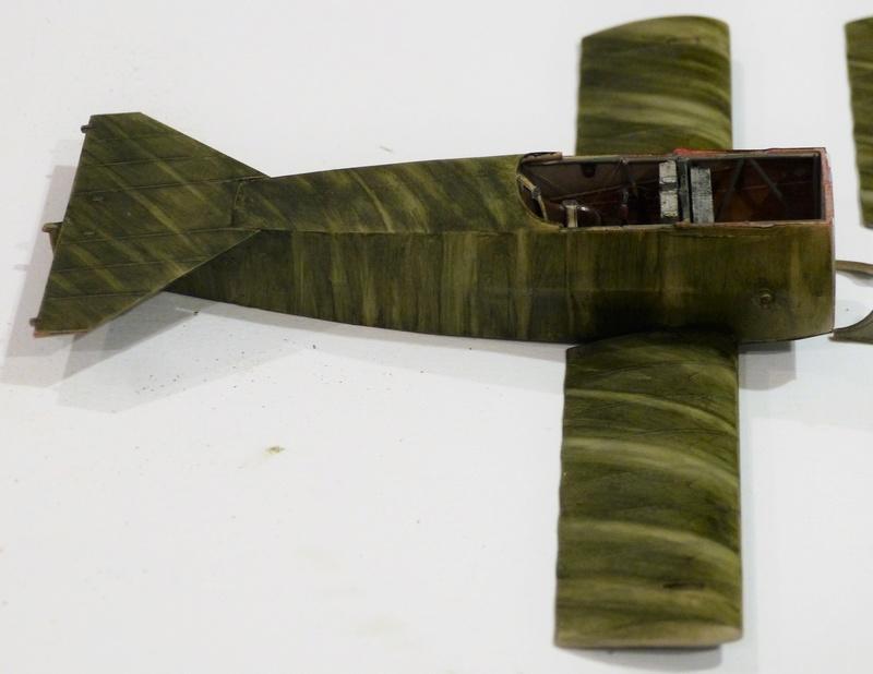 Fokker Dr.1 1/48 Revell (Eduard) P1120762