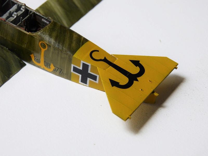Fokker Dr.1 1/48 Revell (Eduard) P1120771