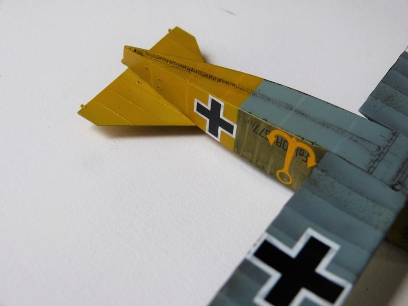 Fokker Dr.1 1/48 Revell (Eduard) P1120772