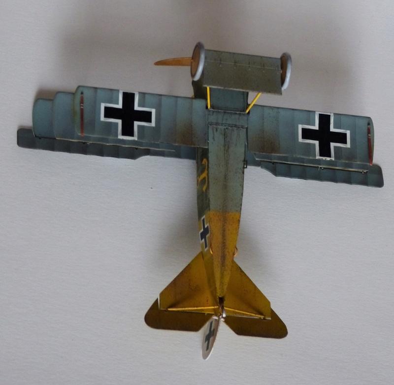 Fokker Dr.1 1/48 Revell (Eduard) P1120810