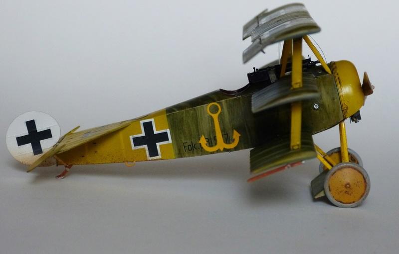 Fokker Dr.1 1/48 Revell (Eduard) P1120813
