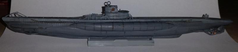 U-Boot type VII C Revell 1/350ème 20170711