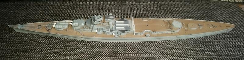 Flotte allemande 1/700  Trumpeter 20170713