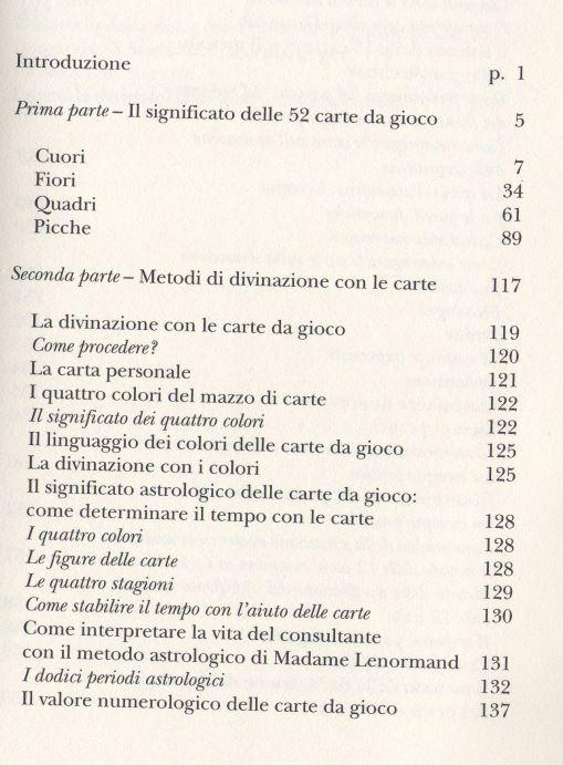 Opinioni su testi per carte francesi Indice11