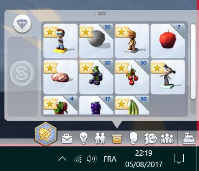 [Clos] Les défis Sims - Niveau 2 - Page 3 40010