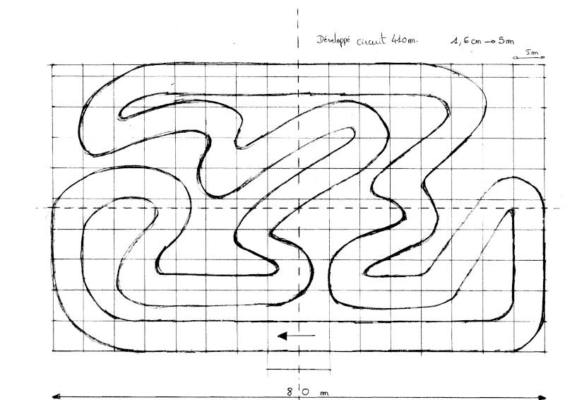 En Construction - Proposition de tracés de pistes pour voitures RC Pistet12
