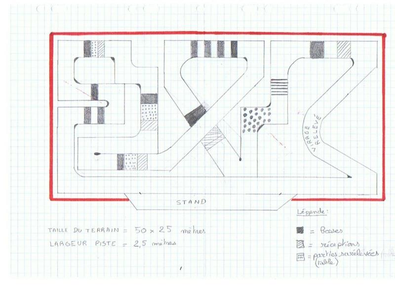 En Construction - Proposition de tracés de pistes pour voitures RC Pistet20